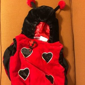 Toddler Ladybug Halloween Costume